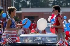 Nước Mỹ kỷ niệm Quốc khánh trong điều kiện an ninh thắt chặt