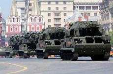 Nga triển khai hệ thống tên lửa phòng không Tor-M2U ở Siberia