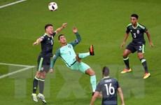"""Đội tuyển Pháp loay hoay tìm cách """"khóa"""" mũi nhọn Ronaldo"""
