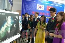 Triển lãm những hình ảnh chân thực về Biển Đông tại Hàn Quốc