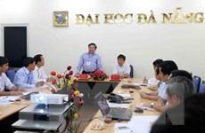 Đại học Đà Nẵng hoàn thành chấm điểm thi trung học phổ thông quốc gia