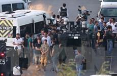 Mỹ và Đức yêu cầu Thổ tôn trọng pháp quyền khi xử lý vụ đảo chính hụt