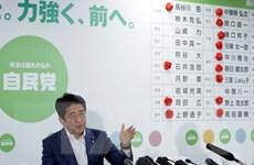 Chính phủ Nhật Bản sẽ tiến hành cải tổ nội các vào đầu tháng 8