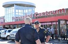 Thụy Điển: Nổ súng bắn người trọng thương ở trung tâm mua sắm