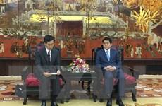 Hà Nội sẽ ưu đãi doanh nghiệp Nhật đầu tư xử lý nước và rác thải