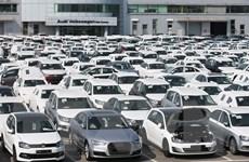 """Ngành sản xuất ôtô của châu Âu vẫn """"sống khỏe"""" sau Brexit"""