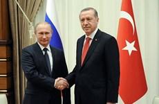 Cuộc gặp giữa Tổng thống Nga-Thổ: Cơ hội cho sự khởi đầu mới