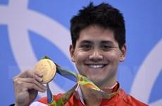 """Chân dung người """"cướp vàng"""" của kình ngư Michael Phelps"""