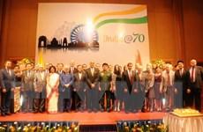 Kỷ niệm 69 năm ngày Độc lập nước Cộng hòa Ấn Độ tại Hà Nội