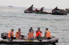 Indonesia đánh chìm tàu cá nước ngoài nhân Ngày Độc Lập
