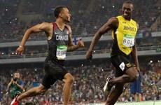 Đội chạy tiếp sức của Anh đe dọa giấc mơ lập kỳ tích của Usain Bolt