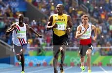 Usain Bolt khẳng định sức mạnh vô đối tại đường chạy 200m