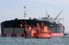 Iran nối lại hoạt động hoán đổi dầu thô từ vùng Biển Caspi