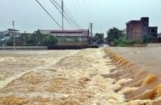 Bão số 3 đã đổ bộ vào Quảng Ninh, không gây thiệt hại về người