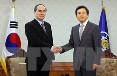 Việt Nam muốn Hàn Quốc hỗ trợ đào tạo nhân lực công nghệ thông tin
