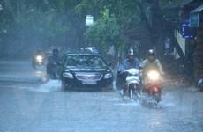 """Ảnh hưởng của bão số 3, hệ thống taxi ở Hà Nội bị """"tê liệt"""""""