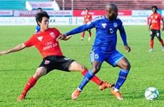 V-League: Thua Becamex Bình Dương, Long An sẽ phải đá play-off