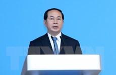 Toàn văn bài phát biểu của Chủ tịch nước tại Đối thoại Singapore