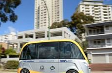 Australia thử nghiệm chiếc xe buýt không người lái đầu tiên