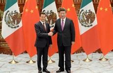 Mexico và Trung Quốc thống nhất thành lập quỹ đầu tư chung