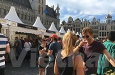 Hơn 50.000 du khách tham dự Ngày hội bia Bỉ năm 2016