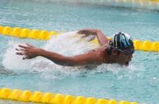 Paralympic: Kình ngư Võ Thanh Tùng vào chung kết 50m bơi bướm nam