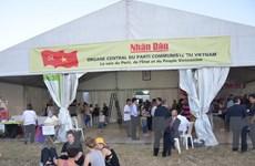 Việt Nam tham gia Hội báo Nhân đạo lần thứ 86 tại Pháp