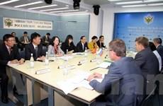 Việt Nam-Nga tăng cường hợp tác về tổ chức và xây dựng Đảng
