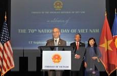 Mỹ muốn tiếp tục làm sâu sắc quan hệ đối tác toàn diện với Việt Nam