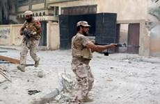 Libya trước nguy cơ bùng phát xung đột do tranh chấp dầu mỏ