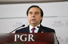 Giám đốc Cơ quan Điều tra tội phạm Mexico xin từ chức