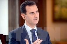 Nga: Thỏa thuận Nga-Mỹ về Syria không đề cập đến ông Assad