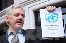 Tòa án Thụy Điển giữ nguyên lệnh bắt giữ nhà sáng lập Wikileaks