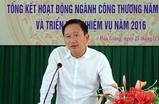 Công bố quyết định kỷ luật khai trừ Đảng ông Trịnh Xuân Thanh