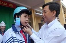 Phát động Chiến dịch truyền thông toàn dân đội mũ bảo hiểm đạt chuẩn