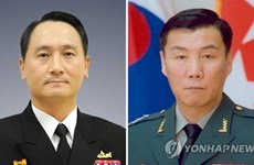 Hàn Quốc chỉ định ông Um Hyun-seong làm Tư lệnh Hải quân mới