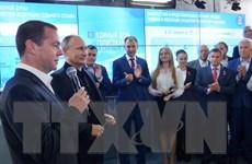 Đảng của Tổng thống Putin giành được đa số tại Hạ viện Nga