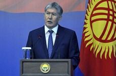 Tổng thống Kyrgyzstan đột ngột dừng tới Mỹ vì lý do sức khỏe