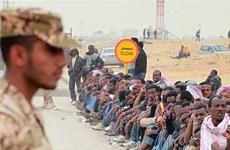 Yemen trục xuất hàng trăm người di cư trái phép do lo về an ninh
