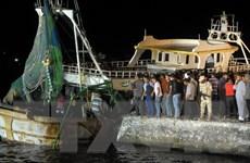 Ai Cập bắt giữ 23 người tổ chức hoạt động di cư trái phép