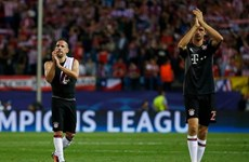 Man City và Bayern Munich đều bị chặn đứng: Điều... may mắn