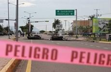 Băng đảng của El Chapo phục kích đoàn xe quân đội, 5 lính tử nạn