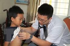 Khám sàng lọc bệnh tim miễn phí cho gần 1.000 trẻ em nghèo ở Hà Tĩnh