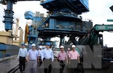 Giám sát môi trường tại Nhà máy nhiệt điện Duyên Hải tỉnh Trà Vinh