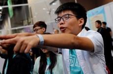 Thái Lan bắt giữ thủ lĩnh sinh viên đối lập của Hong Kong