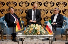 Chủ tịch Quốc hội Iran hủy cuộc gặp với Phó Thủ tướng Đức