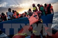 Thêm ít nhất 30 người di cư thiệt mạng ở ngoài khơi Libya