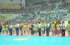 Khai mạc giải Bóng chuyền nữ Quốc tế VTV Cup 2016 Tôn Hoa Sen