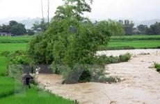 Khu vực Trung bộ sẽ xuất hiện lũ do mưa lớn từ đêm nay