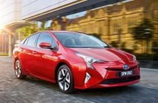 Hãng Toyota triệu hồi dòng xe Prius do lỗi hệ thống dây phanh